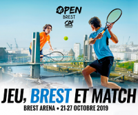 22/10/2019 OPEN BREST CREDIT AGRICOLE